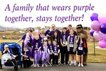 Purple Peeps of Utah