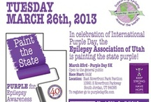 Events in Utah for Epilepsy Awareness