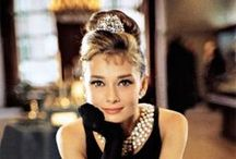 Audrey Hepburn / by mary l. l.