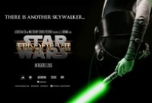 10 Posters Could Be Disney's 'Star Wars: Episode VII' Official Poster / Check it out the most anticipated and speculated Star Wars Episode 7 feature film rumors and see 10 fan made posters that could be Disney's Star Wars Episode 7 official poster.
