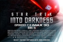 10 'Star Trek Into Darkness' Official IMAX 3D Posters