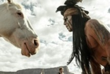 10 Official Pictures Of Johnny Depp As Tonto In 'The Lone Ranger'