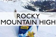 Rocky Mountain High / Born in Colorado in 1976...we're called Mountain High for a reason ;)