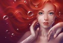 Ariel / by Lindsay Thomas