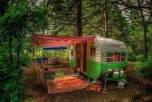 Retro Camper / Camer ideas to use!
