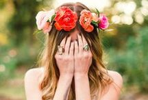 Flower crowns / In love with.....