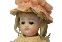 All Bisque Dolls