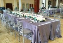 The Berwick - Head Tables / Head Tables at Wedding Receptions catered by The Berwick