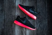 • Nike shoes • / Passion. JUST DO IT.