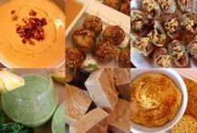 Appetizers from Gourmet Uncorked / Simple, delicious and creative appetizer ideas