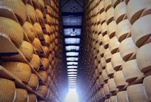 haydryers COMPACT & Cheese / Quality #milk from your #livestock #dairy fed with quality #hay dried with our #haydryers COMPACT and transformed into wonderful #handcrafted #cheese