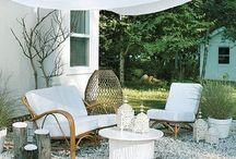 | OUTDOOR BEAUTIES | / Garden, balcony, terrace