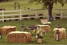 #HAY ART powered by #Pinterest community / nature scenarios with beautifully ornamented #hay - hay #bales - hay #barns