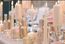 Gold Weddings / One of the most sought after Colour Themes for today's Brides...www.weddingandevents.co.uk