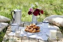 My perfect picnic / Ideas for a perfect picnic!