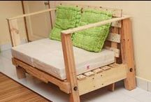 DIY Wooden Pallet Projects / Reuse, Recycle & Repurpose Old Wooden Pallets DIY