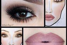 Skin/Makeup/Tips