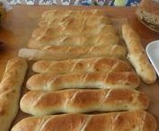 chleba,housky,rohlíky,veky.... / pečení z kynutého i nekynutého těsta