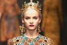 Dolce and Gabbana Fall Winter 2013-14 / Dolce and Gabbana