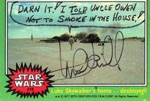 Friki GALÁCTICAS con MARK HAMMIL / Frikis de #STARWARS muestra como MARK HAMMIL da los mejores autógrafos de la galaxia , parodias y animados