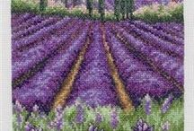Cross stitch and tapestry Patterns