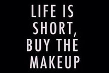 Makeup Addict Humor :) / Funny memes and laughs that only makeup lovers will understand!