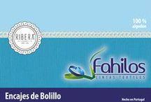 CATALOGO DE BOLILLOS / FAHILOS Distribuidor exclusivo de RIBERA
