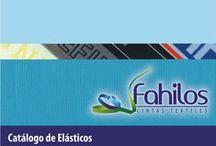 CATALOGO ELÁSTICOS FAHILOS