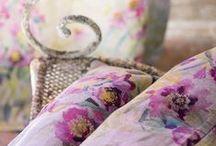 floral home decor / virágos lakásdekorációk