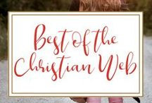 Best of the Christian Web / Find the best of the Christian web here. Find tips, tricks, and encouragement to help you thrive in the mundane of life. Pin as much as you'd like. If you are a Christian blogger and would like to be added, please follow me, then email me at abby@rockthis.org.