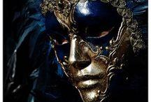 Venetian Masks- Maski Weneckie