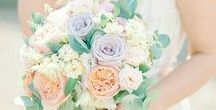 Peach Wedding / One of the most popular colours for a beautiful Wedding
