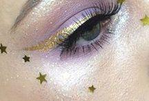 mAkE Up / everything pretty sparkles^^
