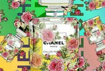 I: Parfum Illustrations