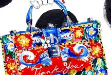 I: Bags Illustrations