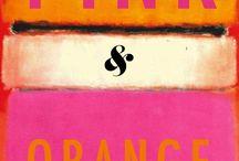 C: Pink & Orange