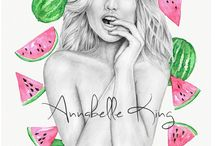 F - Annabelle King