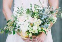FLOWERS AND BOUQUETS / Wedding Bouquets, Hochzeitsblumen, Brautstrauß