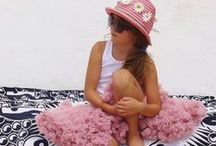 Little Bo Peep Pettiskirts / Gorgeous soft chiffon pettiskirts that can be worn by girls from baby to teen, fabulous !
