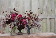 Blooms {table top}. / by Blush and Bloom