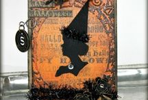 HALLOWEEN / All Hallows' Eve / by Carolyn Kitchen