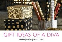 Gift Ideas of a DIVA