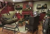 Country Home Decor / by Kathy Adams