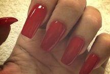 Fantastic nails;)