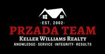 Want To Know More About THE PRZADA TEAM??? / Learn more about THE PRZADA TEAM and how we can help YOU!