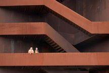 architecture - details / by Julie Djohan