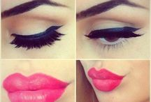 Make-Up/Beauty / by jessica williams