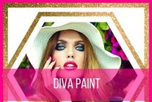 DIVA Paint / All things Makeup, SkinCare and overall Beautiful!