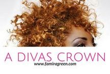 A DIVA's Crown / Everything Natural Hair!