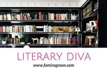 Literary DIVA / I believe in the joy and importance of reading books!